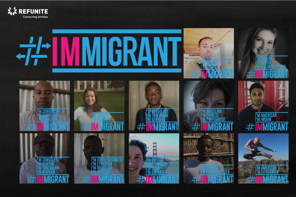 #IMmigrant